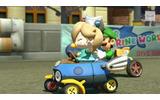 公式もネタに!ルイージ、「凍てつくほど冷たい表情」を『マリオカート8』のTVCMでも披露の画像