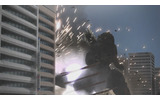特撮らしい爆発エフェクトの画像