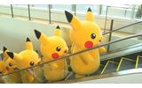 イベント「ピカチュウ大量発生チュウ!」ピカチュウだらけのCMと、貰える特別なピカチュウが公開の画像