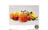 150mmサイズの「メラメラの実」フィギュアが販売決定!リアルな存在感だが、実は食玩の画像