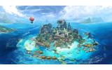 拠点となる街「シャンバール」もある「マラクジャ島」の画像