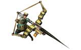 ハンター(弓装備)の画像