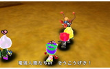 「ウッキー」たちを倒す4ステージ目の冒険の画像