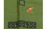 マリオの刺繍部分の画像