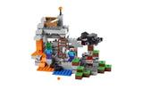 LEGO『マインクラフト』に新シリーズが登場、今度は通常サイズのブロックにの画像