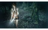 『零 ~濡鴉ノ巫女~』Amazon限定特典は、不来方夕莉の服が濡れて透けるオリジナルクリアファイルの画像