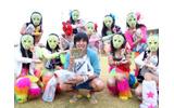 大橋卓弥と仮面女子:アリス・プロジェクトの画像