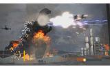 災害レベルによって送り込まれてくる対G兵器も強力にの画像