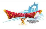 『ドラゴンクエストX オンライン』タイトルロゴの画像