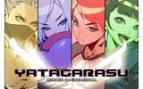 『ヤタガラス Attack on Cataclysm』イメージビジュアルの画像