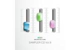 会場購入者特典「SQUARE ENIX MUSIC SAMPLER CD Vol.9」の画像