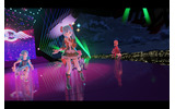 「AKB0048」のライブシーンと「アクエリオン」のメカシーンが融合した「Project Morpheus」向けデモがTGS2014に出展の画像