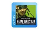 METAL GEAR SOLID 3 HD EDITION(PS Vita)の画像
