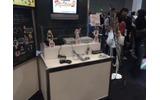 【京まふ2014】TVアニメ「Hi☆sCoool! セハガール」ブースではセガ歴代ハードの実機が出展、名作ソフトの体験プレイもの画像