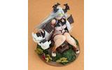 ふとももが眩しい「姫路城」の1/350スケールフィギュア登場!ただし、美少女としては1/7スケール相当の画像