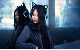 ネコ耳スピーカー付きヘッドホン「Axent Wear」ついに始動!価格は150ドルからの画像