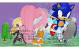 セガ歴代人気キャラが多数登場するTVアニメ「Hi☆sCoool! セハガール」のOPムービーが公開の画像