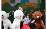 【LINE CONFERENCE TOKYO 2014】事業拡大にブラウンたちも踊りだす!?LINEキャラグッズ情報から新戦略まで総まとめの画像