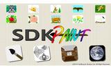『SDK Paint』と連携してテクスチャを描けるの画像