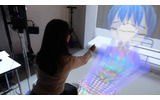 【DCE 2014】オタク文化+VR技術で、女の子を診療しちゃおうの画像