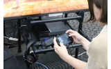PS Vita版ではマルチプレイの画像