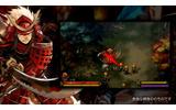 3DSのARPG『異史戦国伝 宿業』、最新映像で武士と忍者のアクションをご覧あれの画像