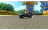 マリオ×ベンツの「GO!GLA」CM第2弾で、リアルピーチとリアルルイージが登場の画像