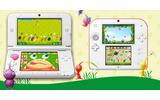 『ピクミン』の3DSテーマ2種類、配信は11月28日の画像