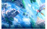 Wii U/3DS『ロデア・ザ・スカイソルジャー』映像が初公開!物語の片鱗から大空を駆けめぐる戦闘シーンまでの画像