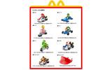 ハッピーセット「マリオカート8」が12月5日より開始 ─ 週末だけの特別プレゼントもの画像