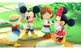 ディズニーの牧場ゲーム登場!スマホ『マジックキャッスル ドリーム・アイランド』配信開始の画像