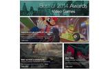 英国Amazonが選ぶ2014年ベストゲーム賞発表!『マリオカート8』と『スマブラ for 3DS』の名前もの画像