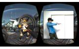 「Oculus Rift」とAndroidアプリで、仮想空間を感覚的に歩き回ってみた…ミクの頭を撫でることもの画像
