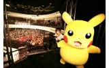 「ポケモン XY」新OPテーマは佐香智久「ゲッタバンバン」 ライブにピカチュウも参戦の画像