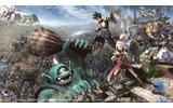 PS4版『ドラクエ ヒーローズ』は60fpsで、モンスターも画面いっぱいに表示!PS3版との違いが明らかにの画像