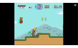 『スーパーマリオワールド』を立体視化した動画公開、3DS「3Dクラシック」だったらこんな感じ?の画像