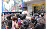 Xbox One『サイコパス 選択なき幸福』イベント開催 コミッサ太郎に「かわいい!」の声の画像