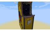 『マインクラフト』ファンがゲーム内に『パックマン』を実装 ― 改造Mod無しのマップデータで再現の画像