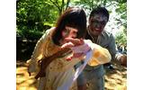 代々木公園で「ゾンビウォーキング」開催! ゾンビなら誰でも参加可能…ただし人間を襲うべからずの画像