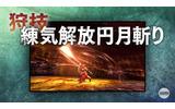 『モンハン クロス』狩猟スタイル「ギルド」「エリアル」特徴判明!大剣・太刀の紹介映像での画像