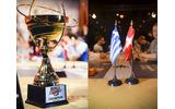 「ワールド・マジック・カップ2014」トロフィーの画像