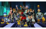 『キングダムハーツ3』最新公開!新たなアクションやギミックを見逃すな ― 『2.8』の映像もの画像
