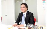 相模屋食料で代表取締役社長を務める鳥越淳司氏の画像