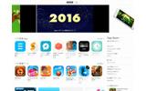 アップル「App Store」画面の画像