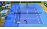 濱口優が『マリオテニス』新作に挑戦する「ゲームセンターDX」公開、「テニスになっていません」な腕前からクリアを目指すの画像