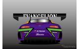 エヴァRT初号機 Rn-s AMG GTの画像