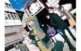志倉千代丸が原作小説「オカルティック・ナイン」TVアニメ化決定 2016年放送開始の画像