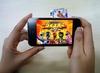 カードダス+iPhone+ARで遊べる「スーパー戦隊バトルダイスオー」・・・バンダイの画像
