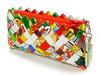 エコブランド「ecomismo」より、お菓子の袋をリサイクルしたDSケースなどのアクセサリーを発売の画像