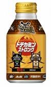 カプコン×アサヒ飲料、『モンスターハンター』デザインの「ドデカミンストロング」を発売